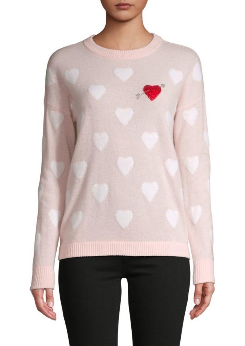 Minnie Rose Cashmere Sweater