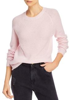 Minnie Rose Cashmere Crewneck Sweater