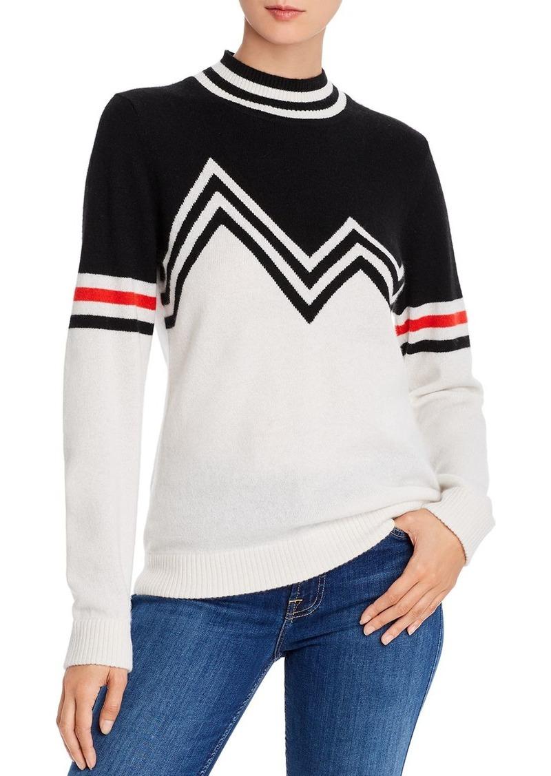 Minnie Rose Mountain Cashmere Sweater