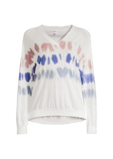 Minnie Rose Tie Dye Long-Sleeve T-Shirt