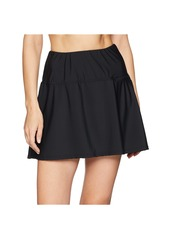 Miraclesuit Fit and Flare Skirt Bottom