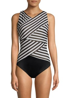 Miraclesuit Gilt Trip Brio One-Piece Swimsuit