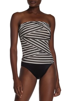 Miraclesuit Gilt Trip Muse One-Piece Swimsuit