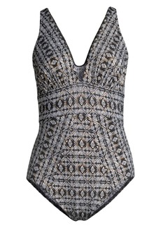 Miraclesuit Incan Treasure Odyssey One-Piece Swimsuit