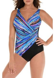 Miraclesuit® Animal Spectrum Oceanus One-Piece Swimsuit