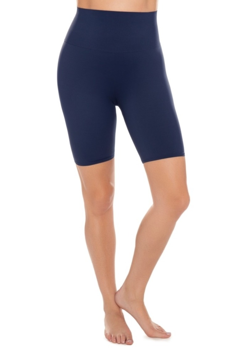 Miraclesuit Athleisure Tummy-Control Bike Shorts