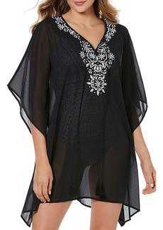 Miraclesuit® Castaway Embellished Caftan