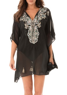 Miraclesuit® Cloisonne Caftan Cover-Up