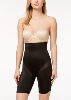 Miraclesuit Women's Cool Choice Extra-Firm-Control High-Waist Thigh Slimmer 2409