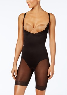Miraclesuit Women's Extra Firm Tummy-Control Open Bust Thigh Slimming Body Shaper 2781