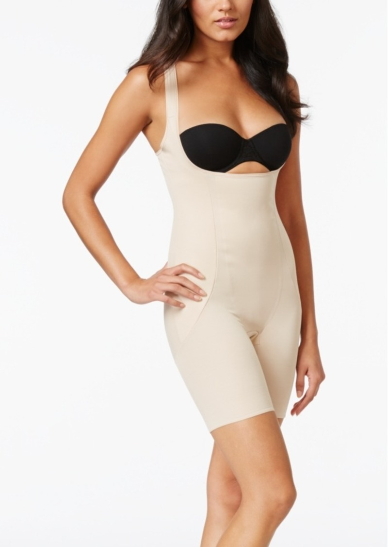 Miraclesuit Women's Extra Firm Tummy-Control Shape Away Torsette Thigh Slimmer 2912