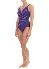 Miraclesuit Horizon Line One-Piece Swimsuit (For Women)