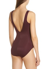 Miraclesuit® Illusionist Crossover One-Piece Swimsuit