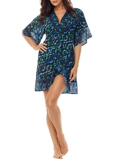 Miraclesuit® Jewels of the Nile Caftan Cover-Up