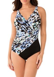 Miraclesuit® Madagascar Oceanus One-Piece Swimsuit