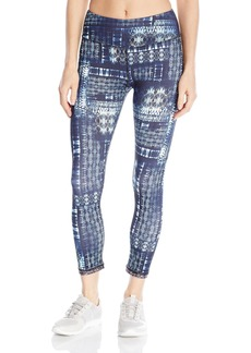 Miraclesuit MSP by Women's Printed Reversible Crop Pant With Core Control