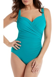 Miraclesuit® Must Have Sanibel One Piece Swimsuit