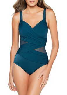 Miraclesuit® Network Madero One-Piece Swimsuit