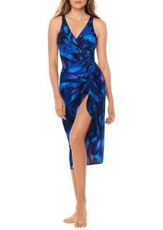 Miraclesuit® Nuage Bleu Long Sarong