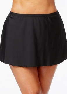 Miraclesuit Plus Size A-Line Swim Skirt Women's Swimsuit