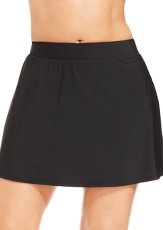 Miraclesuit Plus Size Swim Skirt Women's Swimsuit