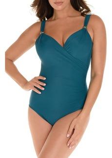 Miraclesuit® Razzle Dazzle Siren One-Piece Swimsuit