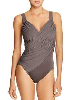 Miraclesuit Rock Solid Revele One Piece Swimsuit