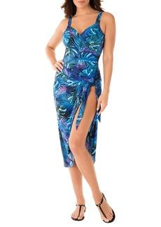 Miraclesuit® Royal Palms Long Sarong