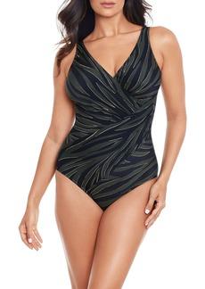 Miraclesuit® Seabra Oceanus One-Piece Swimsuit