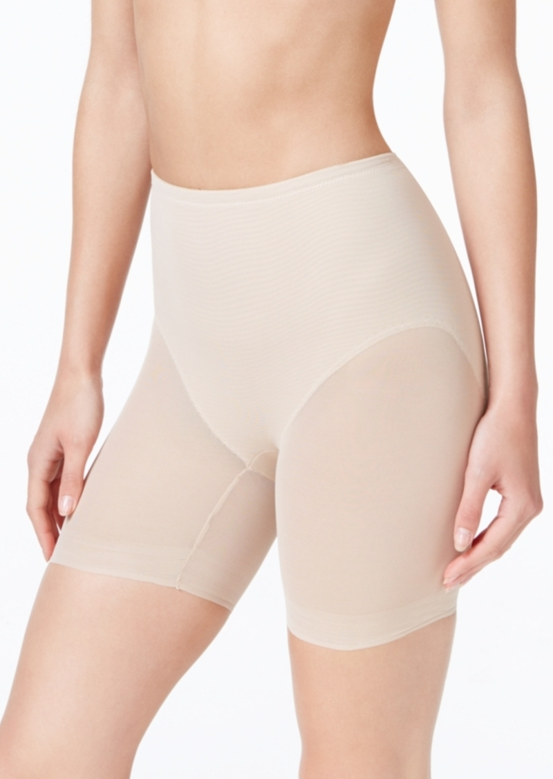 Miraclesuit Women's Shapewear Extra Firm Tummy-Control Rear Lifting Boy Shorts 2776