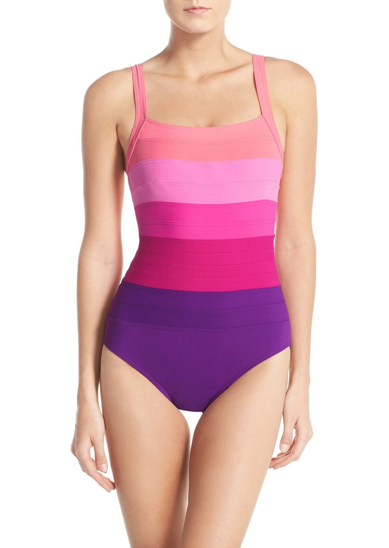 Miraclesuit® 'Spectra' Banded Maillot
