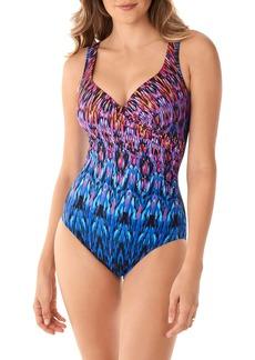Miraclesuit® Vesuvio It's a Wrap One-Piece Swimsuit