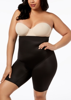 Miraclesuit Women's Extra Firm Tummy-Control High Waist Real Smooth Thigh Slimmer 2759