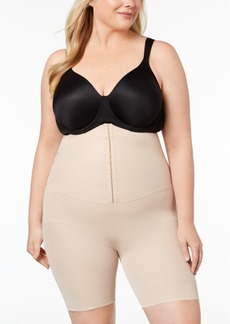 Miraclesuit Women's Extra Firm Tummy-Control Inches Off Waist Cinching High-Waist Thigh Slimmer 2726