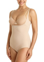 Miraclesuit Women's Instant Tummy Tuck Wear Your Own Bra bodybriefer 2411