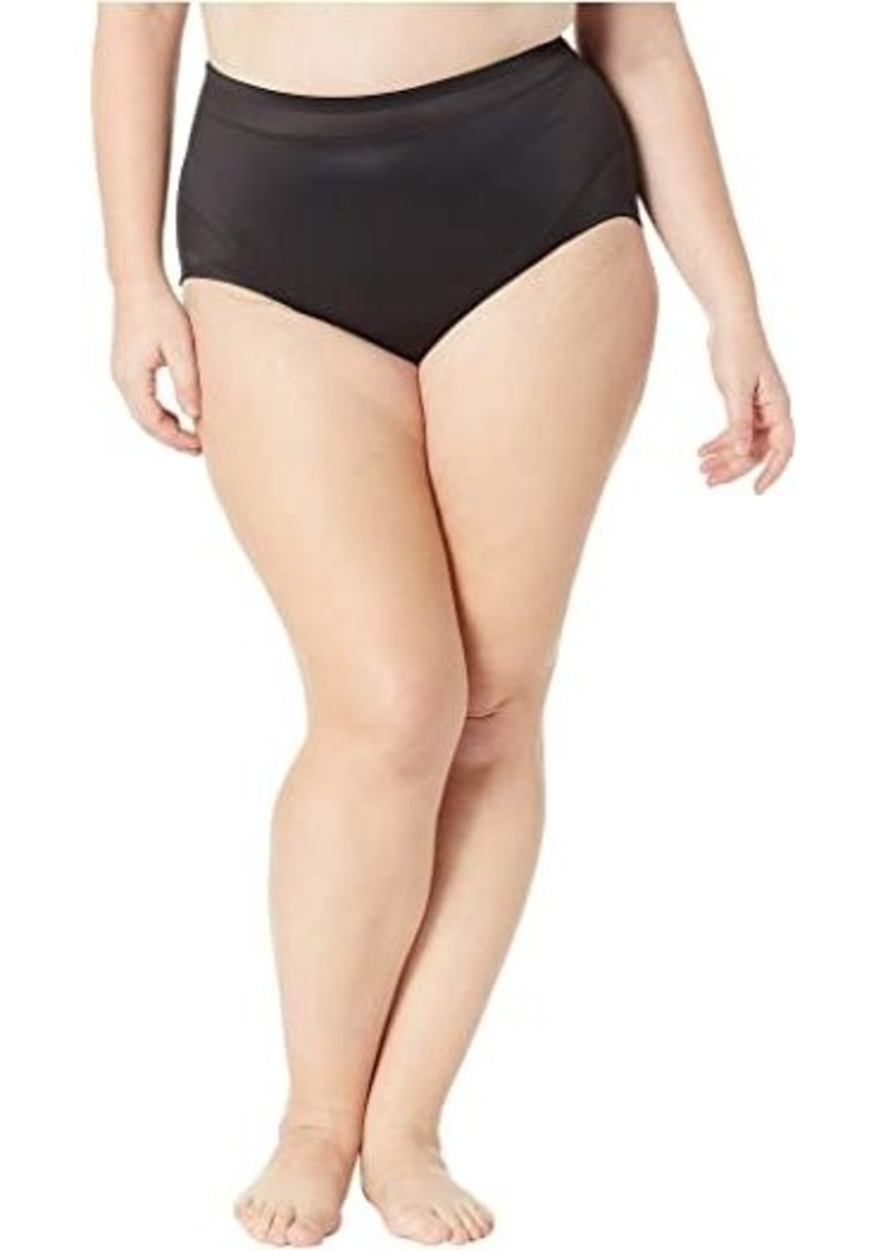 Miraclesuit Plus Size Extra Firm Control Waistline Brief