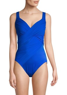 Miraclesuit Rock Solid Revelle One-Piece Swimsuit
