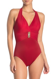 Miraclesuit Rock Solid Rockstar One-Piece Swimsuit