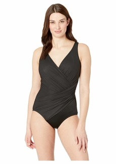 Miraclesuit Solid DD-Cup Oceanus One-Piece