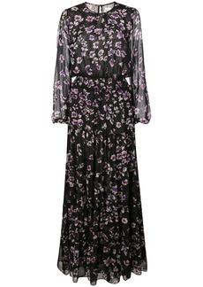 Misa Cesra floral print dress