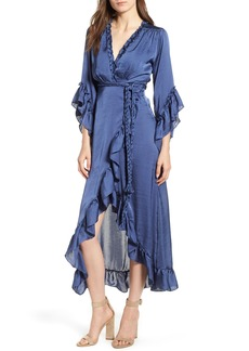 MISA Los Angeles Alina Wrap Dress