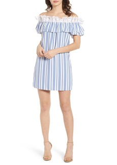 MISA Los Angeles Carina Linen Dress