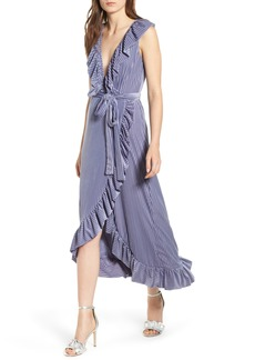 MISA Los Angeles Eve High/Low Dress