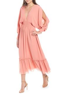 MISA Los Angeles Margaux Midi Dress