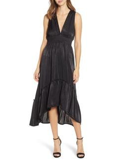 MISA Los Angeles Myna A-Line Dress