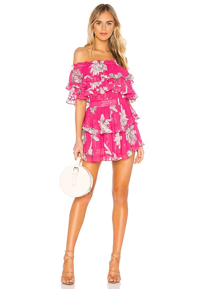 b9904cde5a5 Misa MISA Los Angeles X REVOLVE Isella Dress