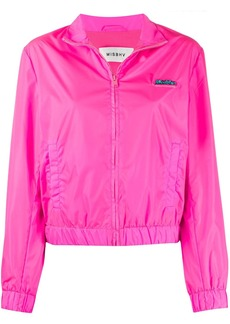 Misbhv fitted track jacket