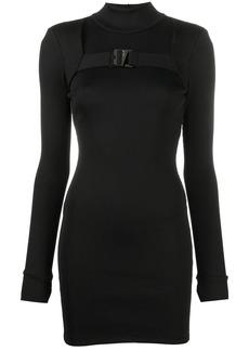 Misbhv long-sleeve bodycon dress
