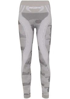 Misbhv Military knitted leggings