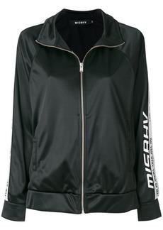 Misbhv Do you still think of me bomber jacket - Black